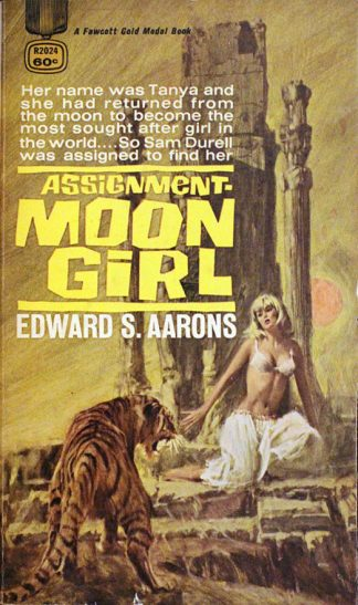 Assignment-Moon Girl by Edward S Aarons