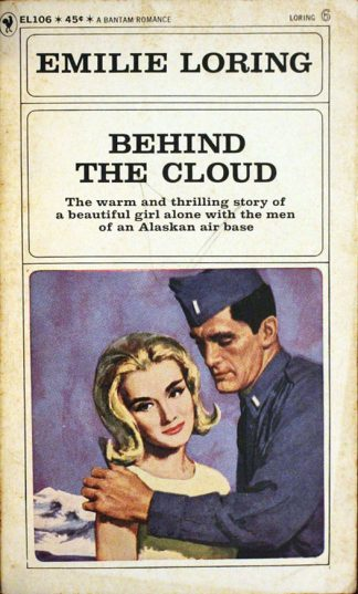 Behind the Cloud by Emilie Loring