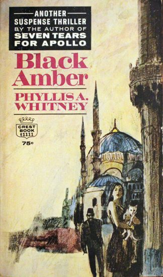 Black Amber by Phyllis A Whitney
