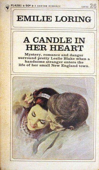 A Candle in Her Heart by Emilie Loring