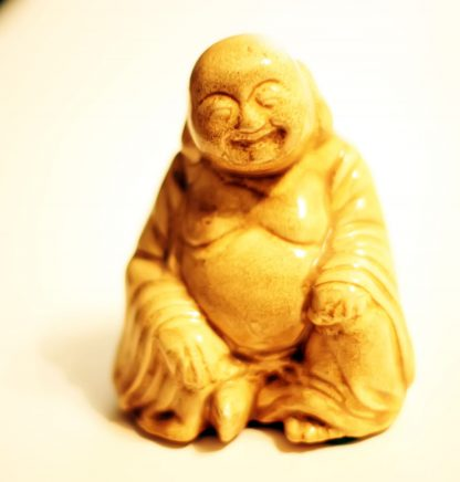 Maitreya Buddha Figurine