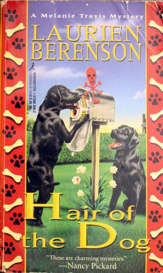 Hair of the Dog, a Melanie Travis Mystery by Laurien Berenson