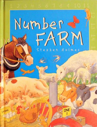 Number Farm by Stephen Holmes