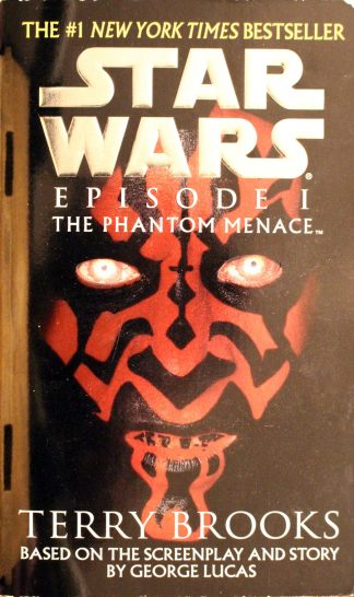 Star Wars Episode I The Phantom Menace by Terry Brooks