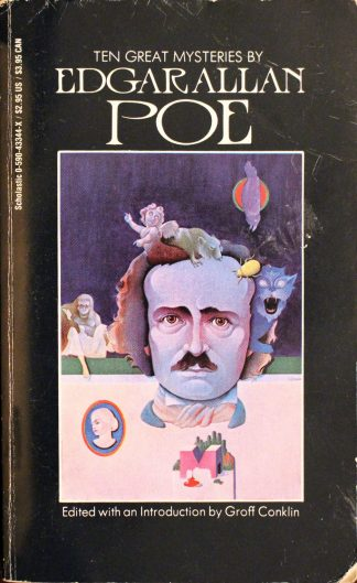 Ten Great Mysteries by Edgar Allan Poe