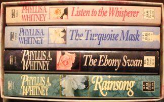 Phyllis A. Whitney Four Book Set