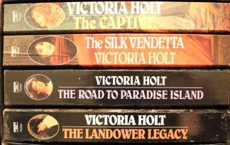 A Victoria Holt Quartet