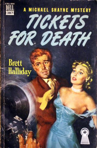 Tickets for Death by Brett Halliday