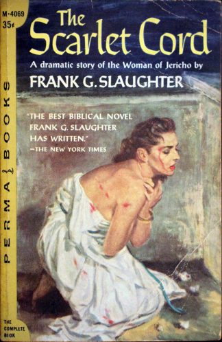 The Scarlet Cord by Frank G. Slaughter