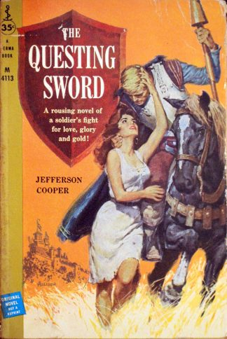 The Questing Sword by Jefferson Cooper