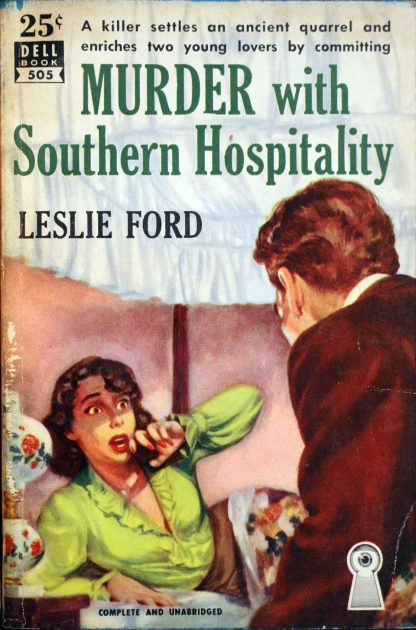 Murder With Southern Hospitality by Leslie Ford