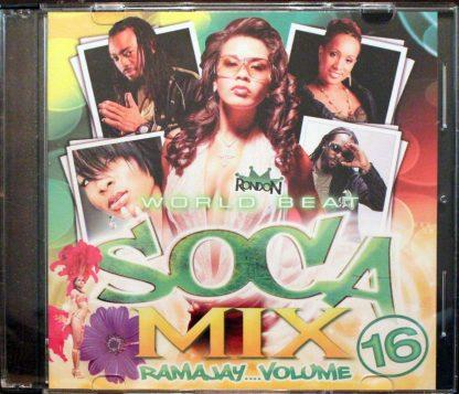 DJ Rondon Soca Mix Volume 16