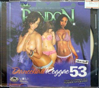 DJ Rondon Dancehall Reggae 53