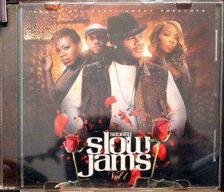 Saucey Slow Jams Volume I