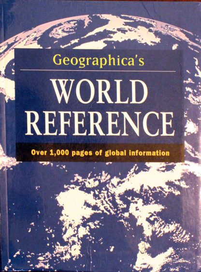 Geographica's World Reference by Laurel Glen Publishing
