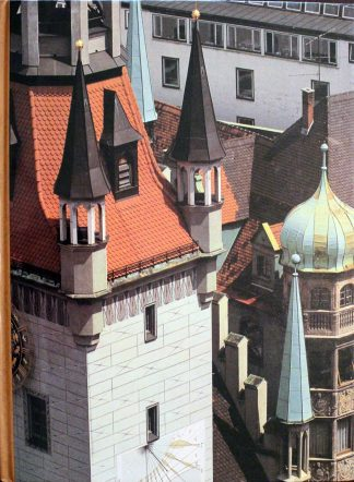 The Great Cities: Munich by Time Life Books