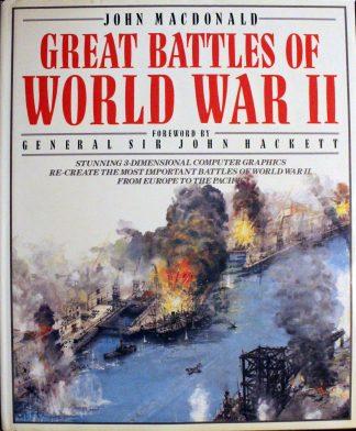 Great Battles of World War II by John MacDonald