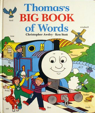 Thomas's Big Book of Words by Christopher Awdy and Ken Scott
