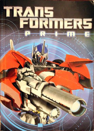 Transformers Prime by IDW Publishing
