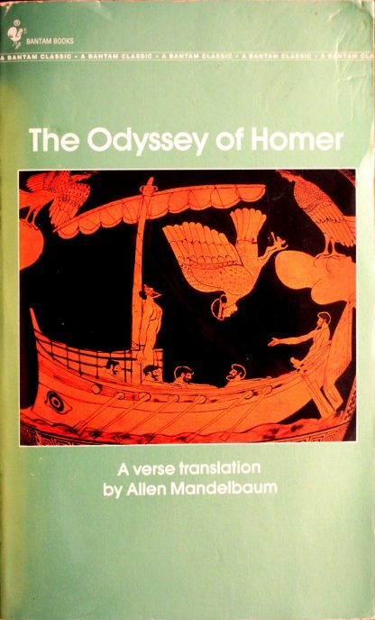 The Odyssey by Homer Translated by Allen Mandelbaum