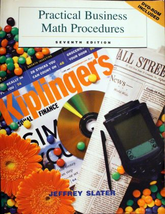 Practical Business Math Procedures Paperback 7th Edition by Jeffrey Slater