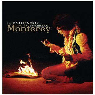 The Jimi Hendrix Experience Live at Monterey