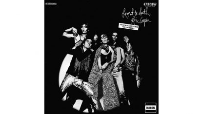 Alice Cooper Love it to Death