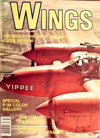 Vintage Wings Magazine October 1977