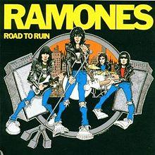 Road to Ruin Studio album by Ramones