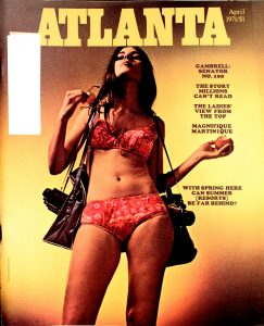 Vintage Atlanta Magazine, April, 1971, Vol.10, No.12