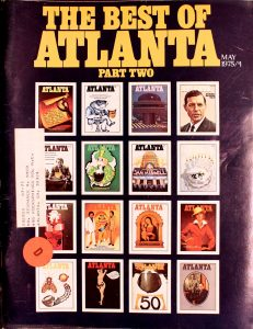 Vintage Atlanta Magazine ,May 1975, Vol.15, No.1