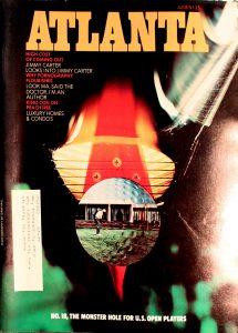 Vintage Atlanta Magazine ,June 1976, Vol. 16, No.2