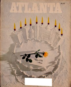 Vintage Atlanta Magazine,March,1972, Vol.11, No.11