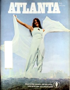 Vintage Atlanta Magazine,July,1972, Vol.12, No.3