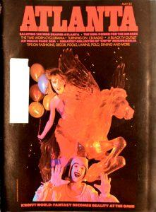 Vintage Atlanta Magazine,May,1976, Vol.16, No.1