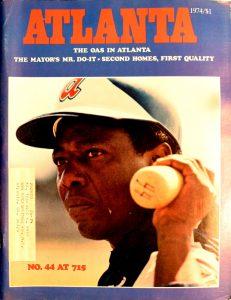 Vintage Atlanta Magazine,April, 1974, Vol.13, No.12