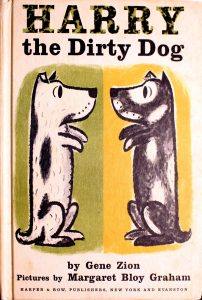 Harry the Dirty Dog Book by Gene Zion
