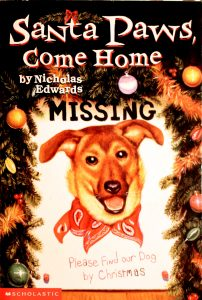 Santa Paws, Come Home (Santa Paws #3) by Nicholas Edwards
