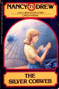 The Silver Cobweb (Nancy Drew #71) by Carolyn Keene