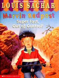 Super Fast, Out Of Control! (Marvin Redpost #7) by Louis Sachar