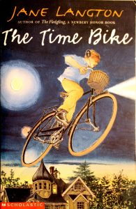 The time bike Book by Jane Langton