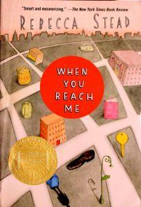 When You Reach Me Novel by Rebecca Stead