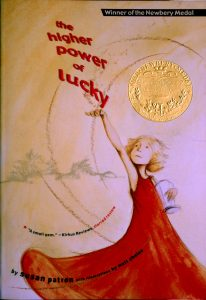The Higher Power of Lucky (The Hard Pan Trilogy #1) by Susan Patron