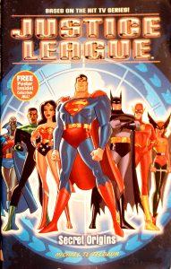 Justice League: Secret Origins (Justice League) by Michael Teitelbaum