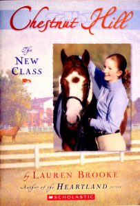 The New Class (Chestnut Hill #1) by Lauren Brooke