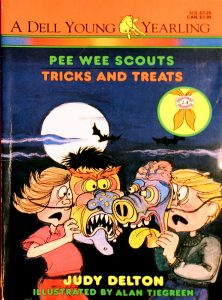 Tricks and Treats (Pee Wee Scouts #24) by Judy Delton