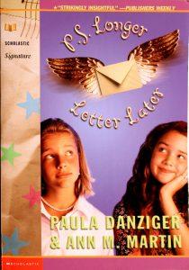 P.S. Longer Letter Later by Paula Danziger, Ann M. Martin