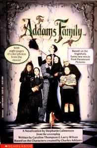 The Addams Family by Stephanie Calmenson
