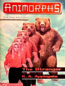 The Stranger (Animorphs #7) by K.A. Applegate