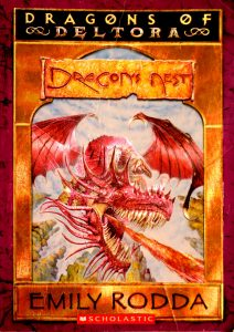 Dragon's Nest (Dragons of Deltora #1) by Emily Rodda